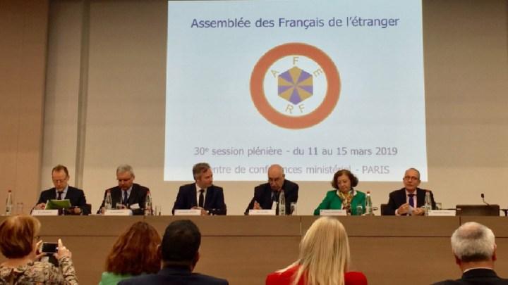 Assemblée des Français de l'étranger: dossier pour les 70 ans