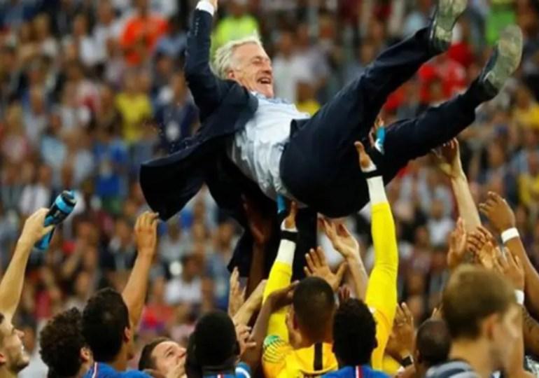 La France championne du Monde du foot business