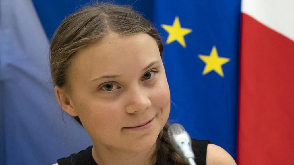 Greta Thunberg à New York pour le sommet sur le climat – VIDEO BBC