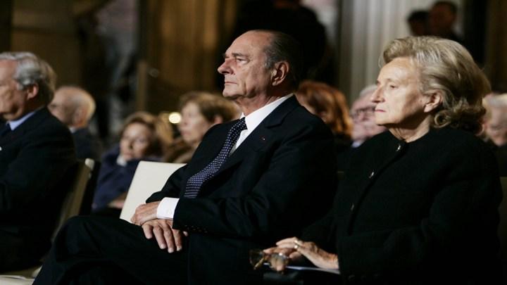 L'ancien président de la République, Jacque Chirac est décédé