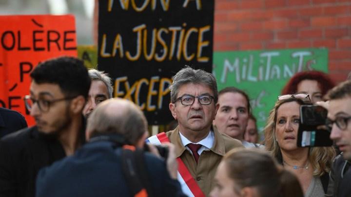 Mélenchon : Le show politique dans le tribunal / Video résumé de la perquisition