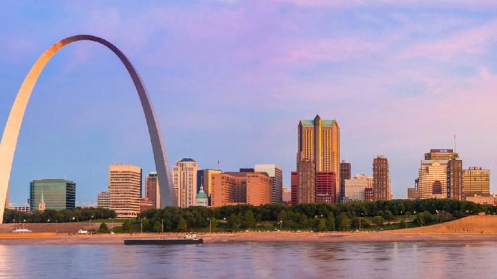 America! les traces françaises en Amérique #4 Saint Louis