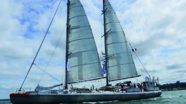 Le magazine des Français de Chine, Trait d'Union, s'engage pour l'océan avec la Fondation Tara