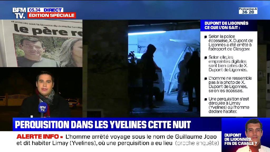 Xavier Dupont De Ligonnes Retour Sur Un Emballement