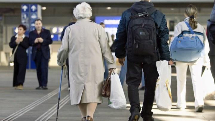 Les Suisses vieillissent aussi