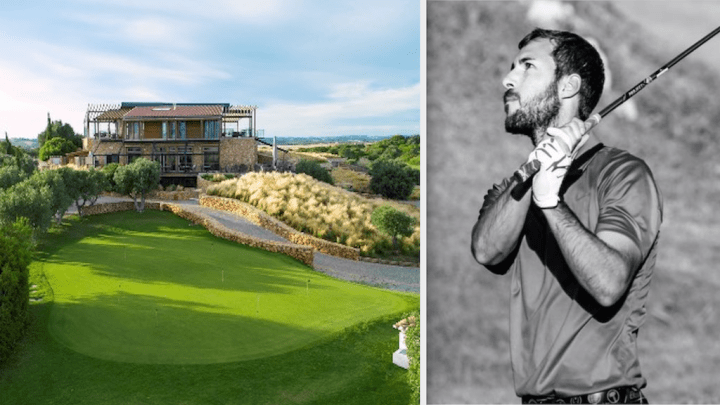 Destination Expat' : Golfer en Algarve