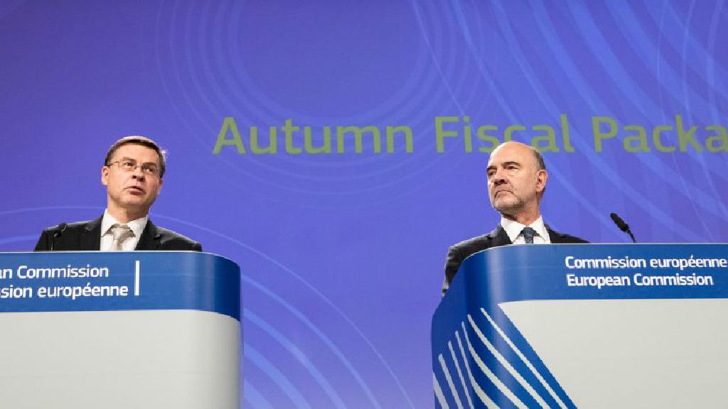 L'UE s'inquiète des dettes françaises, italiennes et espagnoles