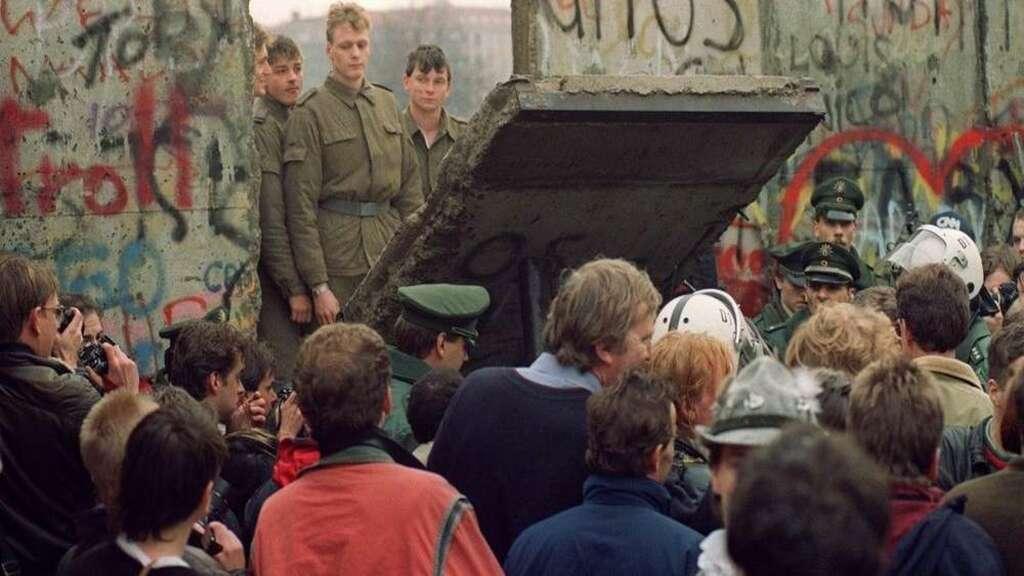 Il y a 30 ans: la chute du mur de Berlin