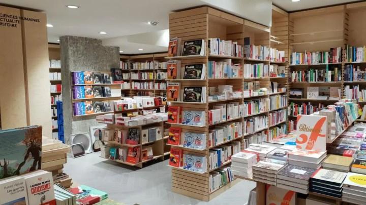 Les librairies francophones dans le monde