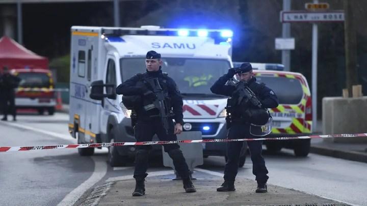 Villejuif : 2 morts, dont l'assaillant, et deux blessés