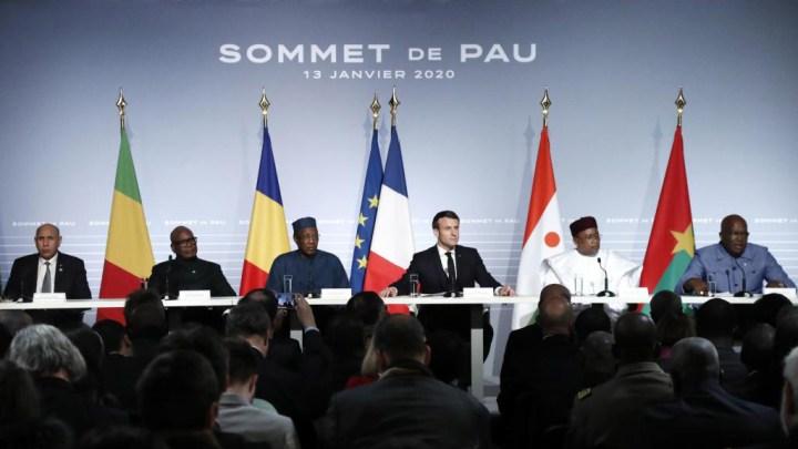 Où sont les pays de l'UE pour les opérations au Sahel?