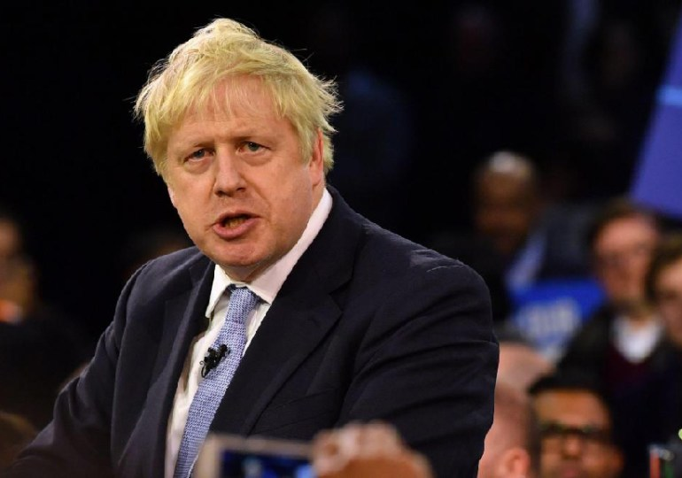 En position de force, Boris Johnson pave la voie d'un Brexit difficile