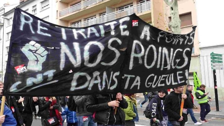 Jeudi en France : nouvelle mobilisation générale contre le projet de réforme des retraites.