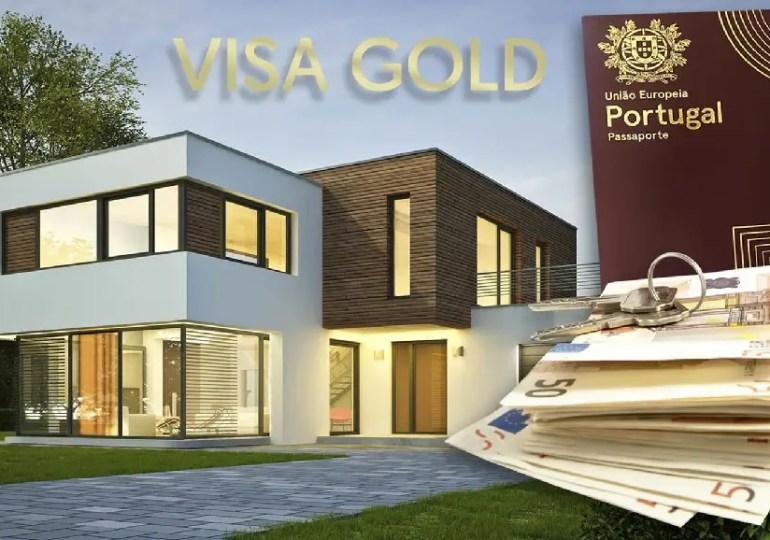 Limitation des visas dorés au Portugal