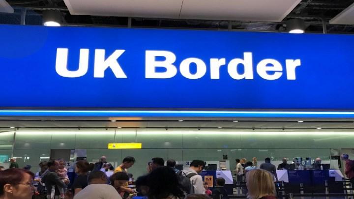 Le Royaume-Uni dévoile son système d'immigration post-Brexit