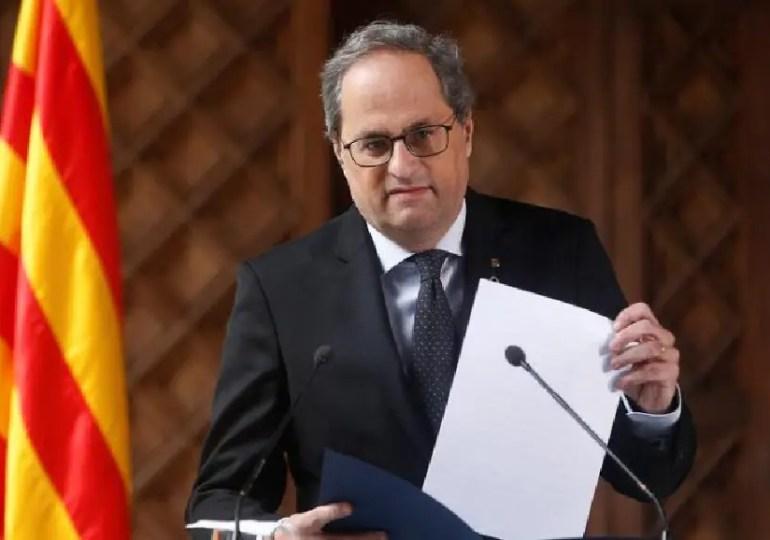 Le président catalan s'apprête à convoquer des élections anticipées