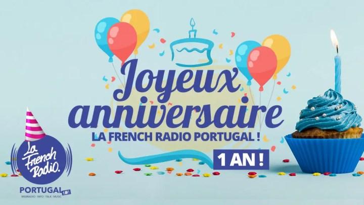 La radio pour les expatriés francophones.. Première année réussie pour la French Radio Portugal
