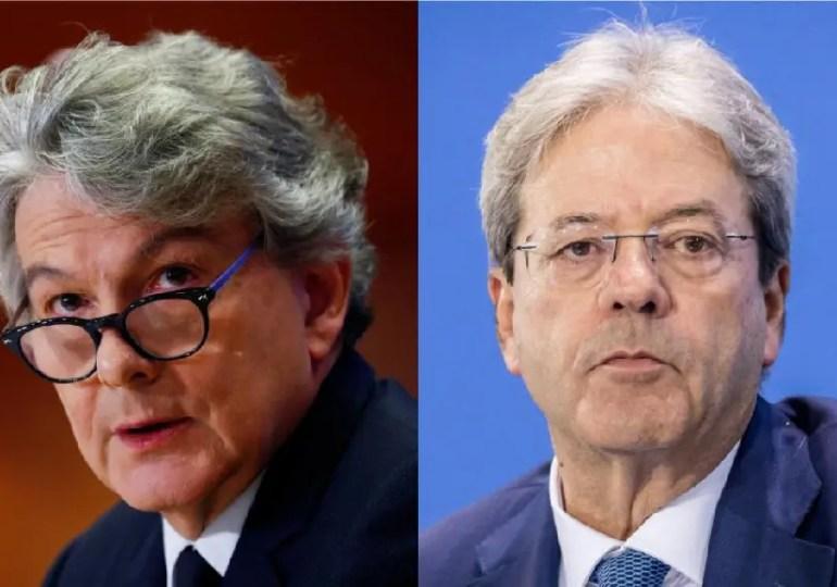 Deux commissaires européens mettent la pression sur l'Allemagne pour les « coronabonds »