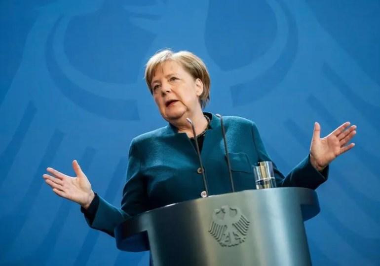 Angela Merkel se prépare à prendre la tête de l'Union européenne
