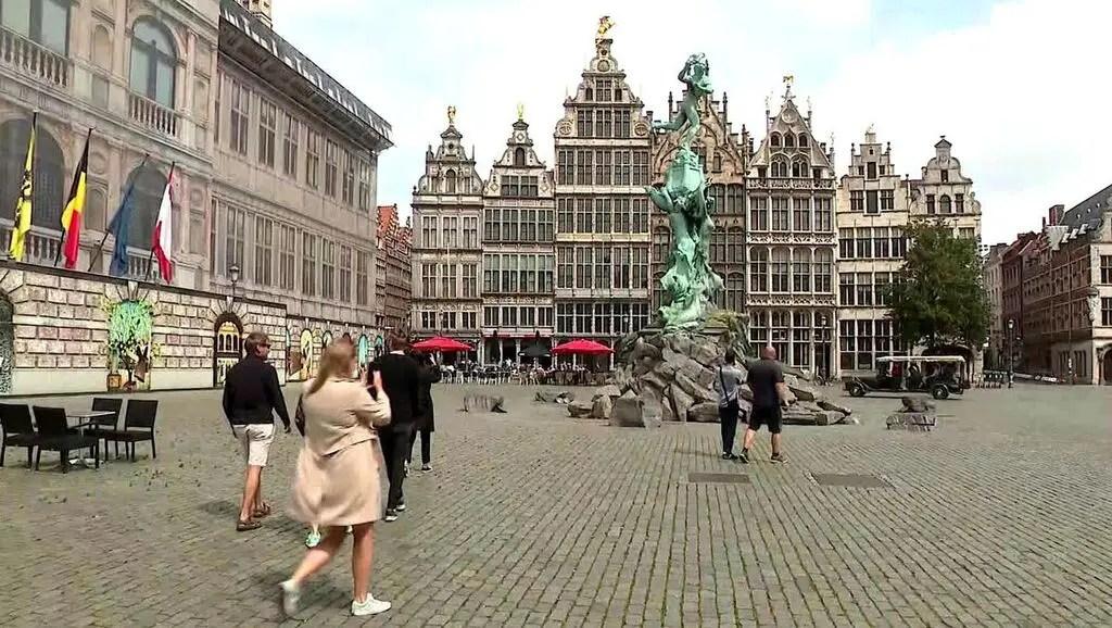 Coronavirus en Belgique : un couvre-feu mis en place à Anvers – Podcast Vidéo