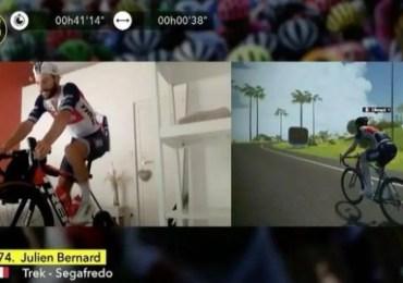 Expatriés, suivez le Tour de France virtuel.. en attendant le vrai le 29 aout..
