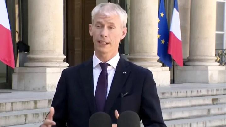 Franck Riester, Ministre délégué au commerce extérieur, devrait avoir la charge des expatriés!