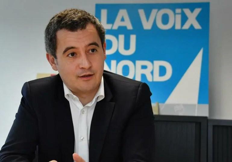 Gérald Darmanin va démissionner samedi de son mandat de maire de Tourcoing