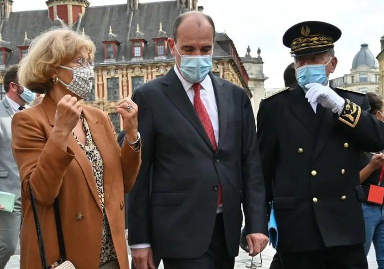 """Jean Castex: """"Nous ne devons pas baisser la garde, le virus n'est pas en vacances, nous non plus"""""""
