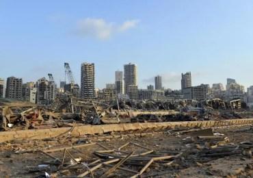Beyrouth: le jour d'après
