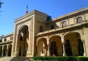 Liban : Jean-Baptiste Lemoyne au chevet des expatriés et des libanais
