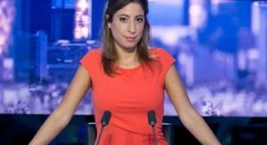 La journaliste franco-libanaise Léa Salamé