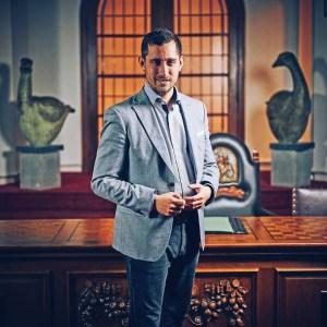 L'élu belgo-libanais Stéphane Obeid