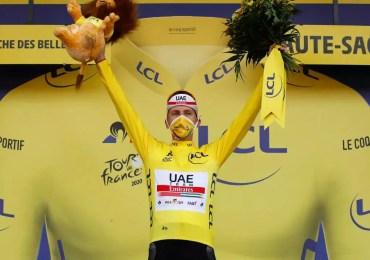 A la veille de célébrer ses 22 ans, le phénomène slovène Tadej Pogacar a officiellement remporté ce dimanche la 107e édition du Tour de France