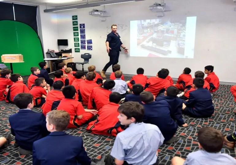 La vie scolaire en Australie.. Une autre approche de l'éducation !