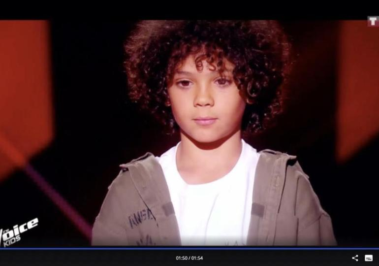 Enzo Hilaire, un Français de Hong Kong à « The Voice Kids »