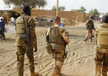 Mali : un civil tué par un soldat français