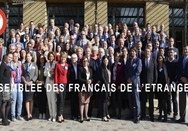 Ouverture de la séance plénière de l'Assemblée des Français de l'Etranger