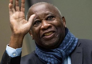 Et si vous nous disiez toute la vérité : entretien exclusif avec Laurent Gbagbo