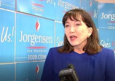Jo Jorgensen : celle qui fait tomber Trump
