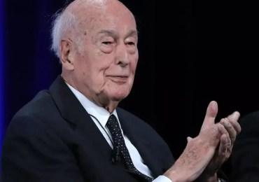 Valéry Giscard D'Estaing et les expatriés !