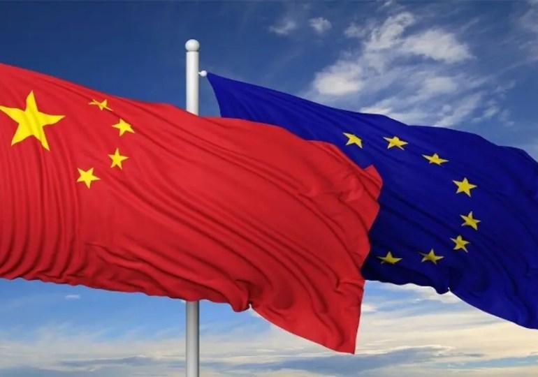 Tension entre l'UE et la Chine pour Hong-Kong