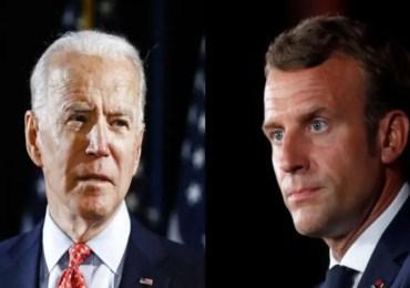 Covid, climat, Otan… De « grande convergence de vues » avec Joe Biden, selon l'Élysée