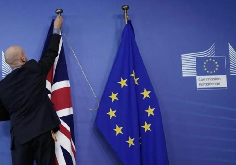 Feu vert des eurodéputés à l'accord commercial post-Brexit