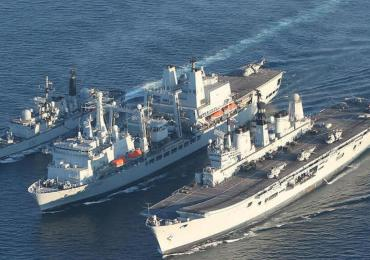 Un navire amiral chargé de promouvoir les intérêts commerciaux post-Brexit du Royaume-uni