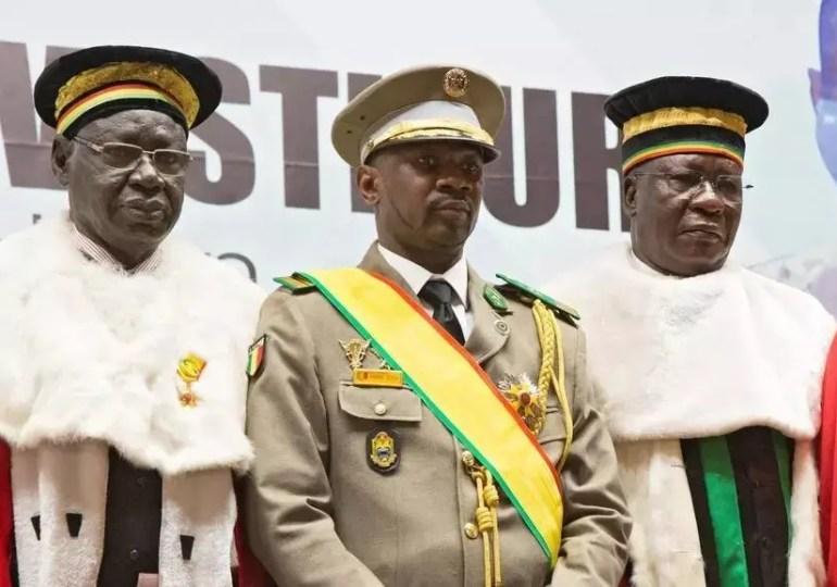 Mali : investiture du nouveau Président