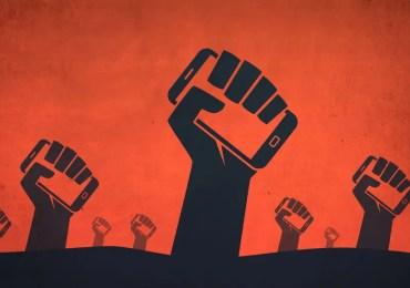 La révolution, c'est tous les jours, avec le diable