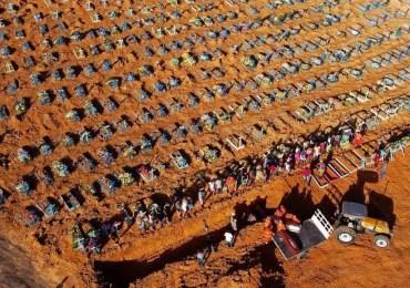 Brésil : plus de 500.000 morts du Covid-19, une 3ème vague menace