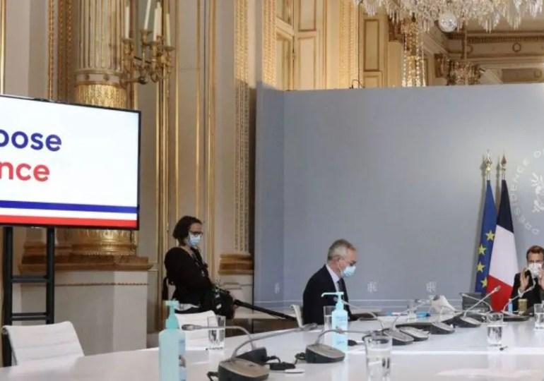 """""""Choose France"""", le plan de Macron pour les investisseurs étrangers"""