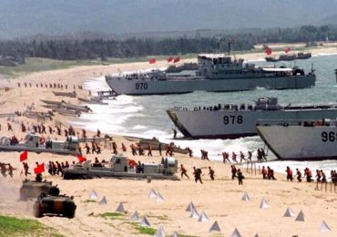 La guerre de Chine n'aura pas lieu (comme on le croit).