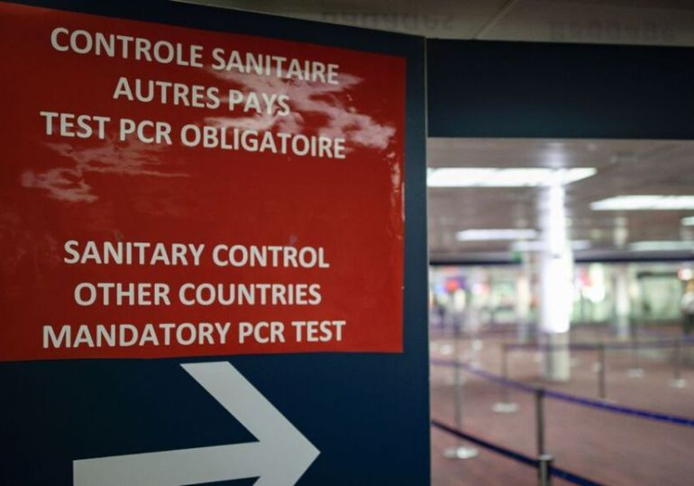 La liste rouge des pays Covid pour la France